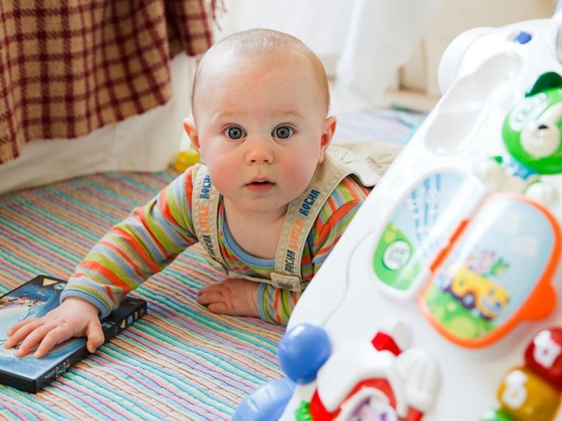 Las enfermedades de guardería más comunes en los niños