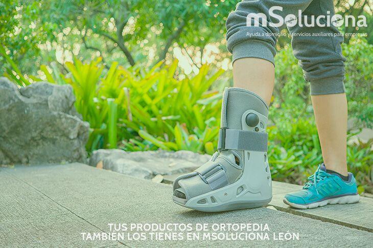 Tus productos de ortopedia también los tienes en mSoluciona León