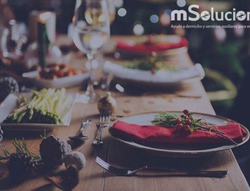 Recetas para Mayores: Cómo preparar menús de Navidad saludables