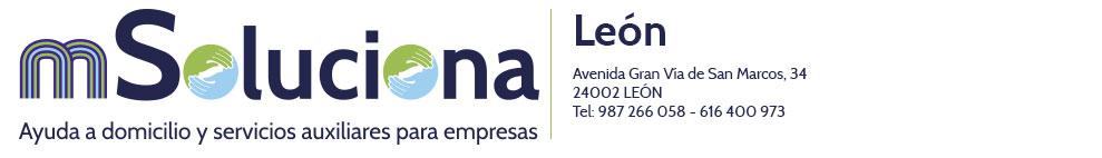 mSoluciona Leon Logo